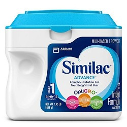 Sữa Similac Advance 658g