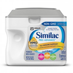 Similac Pro Advance Non GMO 658g