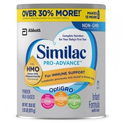 Similac Pro Advance Non GMO 873G